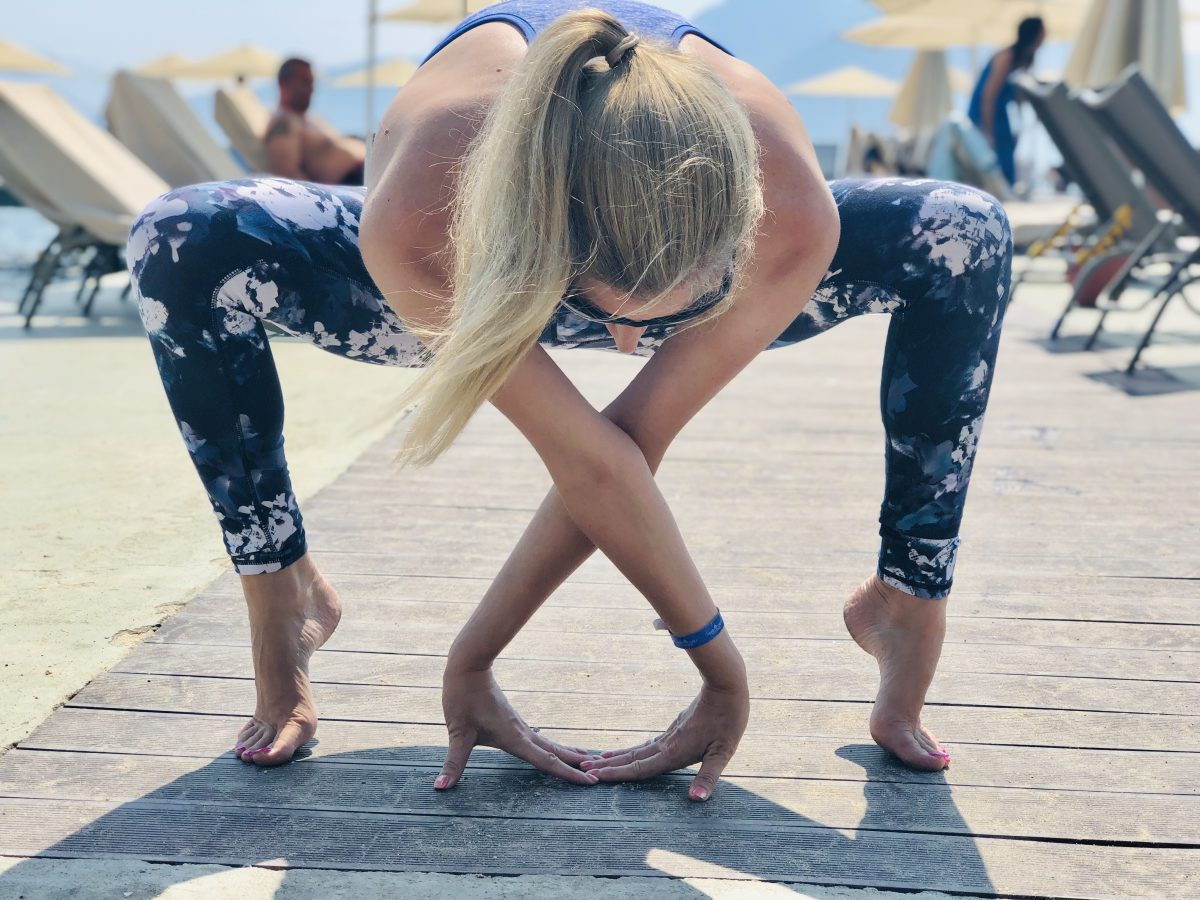Yoga in Rugby area