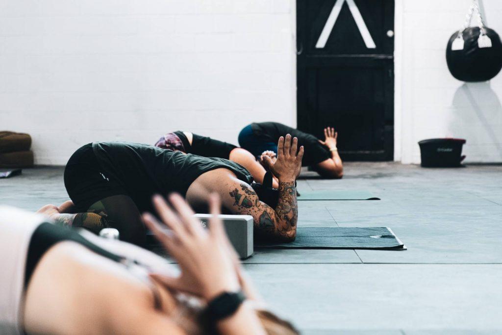Feel Good Friday Yoga Flow is BACK